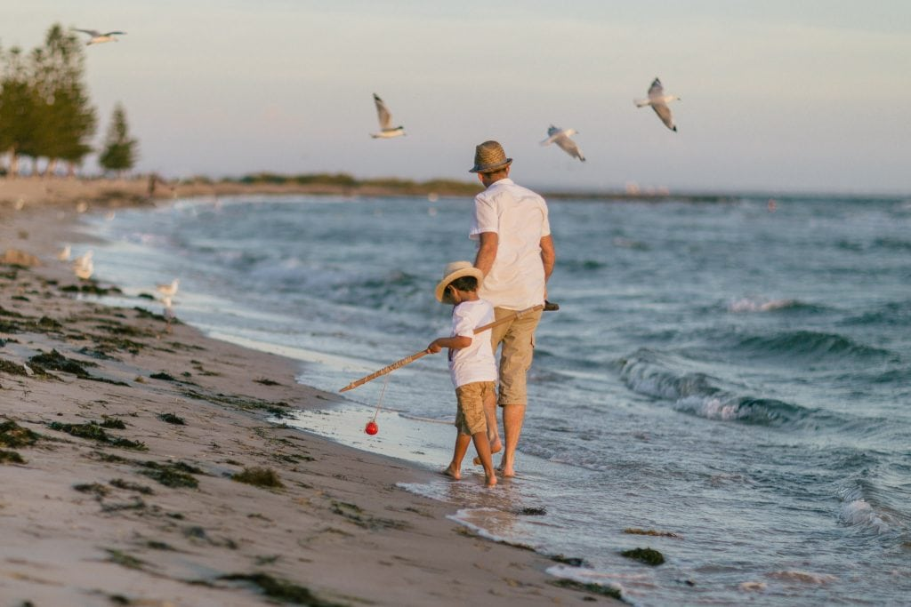 Family Beach Photography by Pause The Moment