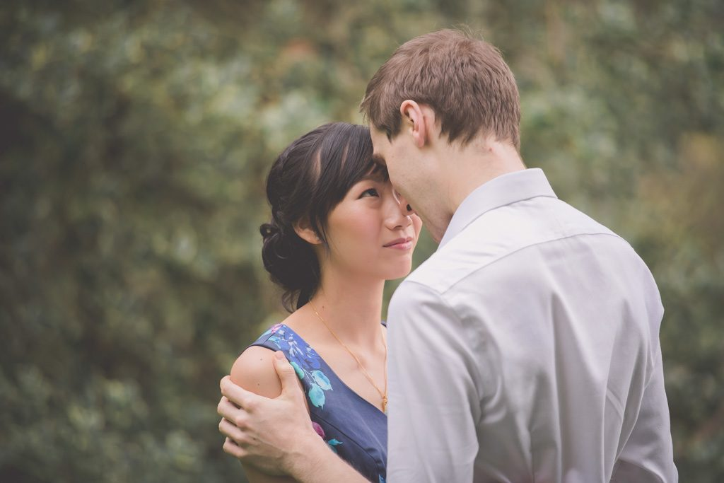 Melbourne Engagement photography by Pause the Moment