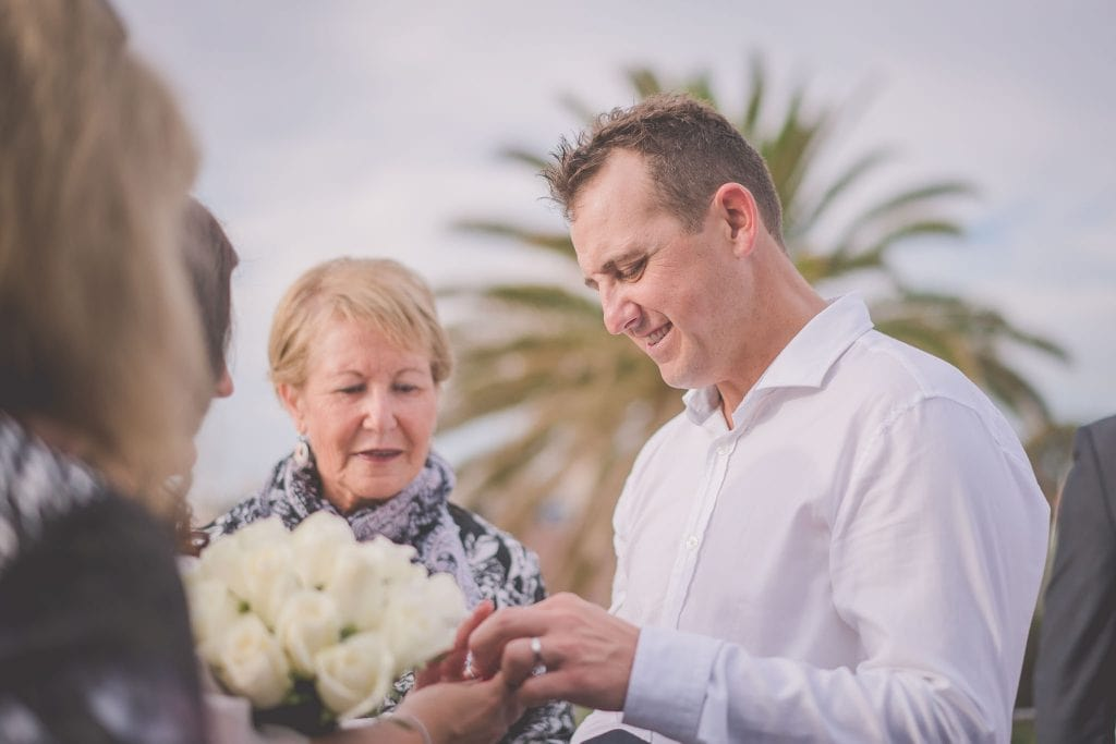 Brighton wedding photography by Melbourne Wedding Photographer Pause The Moment